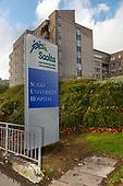 Sligo University Hospital Signage