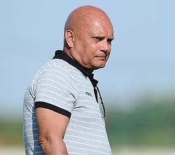 Aston Villa Assistant Manager, Ray Wilkins  - Photo mandatory by-line: Joe Meredith/JMP - Mobile: 07966 386802 - 17/07/2015 - SPORT - Football - Albufeira - Estadio Da Nora - Pre-Season Friendly