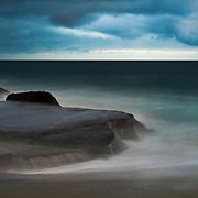 Stormy Surf - Aliso Creek Beach - Dusk