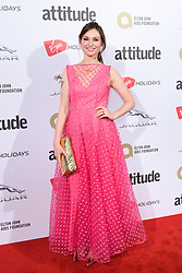 EDITORIAL USE ONLY<br /> Sophie Ellis-Bextor attends the Virgin Holidays Attitude Awards at the Roundhouse, London.