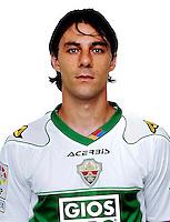 Sergio Pelegrín López ( Elche CF )