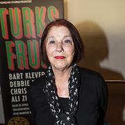 NLD/Amsterdam/20190224 - inloop toneelstuk Turks Fruit, Karina Wolkers