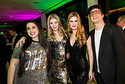 Tosca Beat group during Traditional New Year party of of the Slovenian Football Association - NZS, on December 18, 2017 in Kongresni center, Brdo pri Kranju, Slovenia. Photo by Vid Ponikvar / Sportida