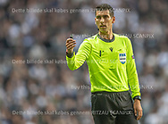 Dommer Fabio Verissimo (Portugal) under kampen i UEFA Europa League mellem FC København og FC Lugano den 19. september 2019 i Telia Parken (Foto: Claus Birch / Ritzau Scanpix).
