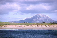 Mount Errigal, in Gaelic An Earagail, Donegals highest mountain.....travel, lifestyle