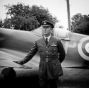Wayne Ladd<br /> RAF Squadron Leader, Battle of Britain