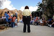UNITED STATES-ORLANDO-The Holyland Experience. PHOTO GERRIT DE HEUS.VS - Orlando - Holyland, een pretpark gebaseerd op het leven van Jezus. COPYRIGHT GERRIT DE HEUS