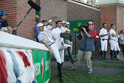 Team Brazil, Amaral Felipe, Menezes Eduardo, (BRA)<br /> BMO Nations Cup<br /> Spruce Meadows Masters - Calgary 2015<br /> © Hippo Foto - Dirk Caremans<br /> 13/09/15