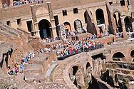 Alberto Carrera, Colosseum, Coliseum, Flavian Amphitheatre, World Heritage Site, Rome, Lazio, Italy, Europe