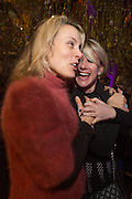 BAY GARNETT;  FIONA GOLFAR, Fashion and Gardens, The Garden Museum, Lambeth Palace Rd. SE!. 6 February 2014.