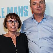 NLD/Amsterdam/20191113 - Filmpremiere Le Mans '66, Gerrit van Kouwen en partner