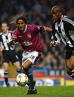 Fotball. Engelsk Premier League 02.04.2002.<br />