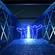 Northline Light Painting Samples