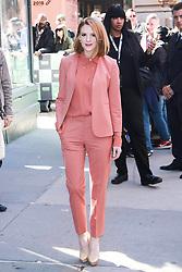 NEW YORK, NY - APRIL 26: Ashley Bell at BUILD SERIES on April 26, 2018 in New York City. 26 Apr 2018 Pictured: Ashley Bell. Photo credit: MPI99/Capital Pictures / MEGA TheMegaAgency.com +1 888 505 6342