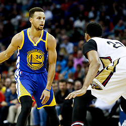 12-13-2016 Golden State Warriors at New Orleans Pelicans