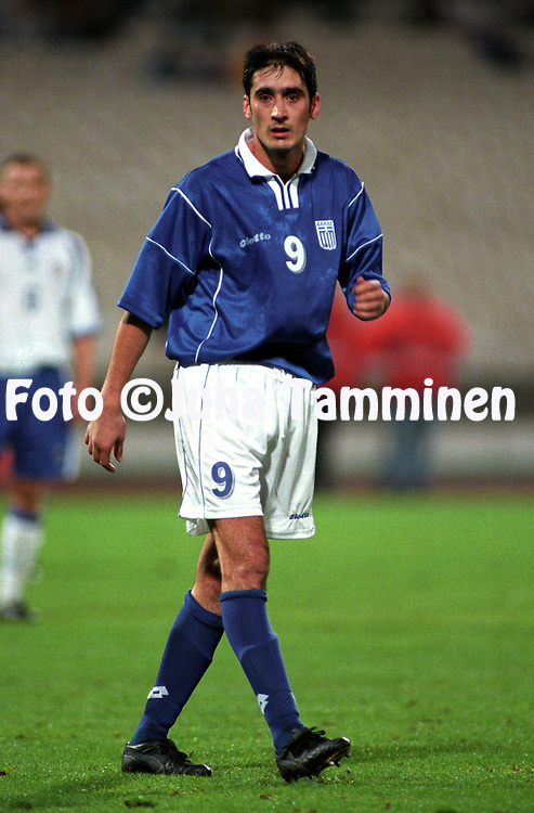 07.10.2000.Nikolaos Lymferopoulos - Greece.©JUHA TAMMINEN