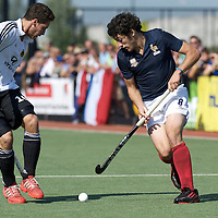 France v Germany men bronz