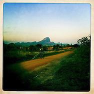 En route, The Mozambique Diary, Maua District, Mozambique