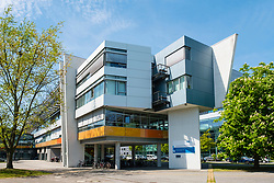 at Adlershof Science and Technology Park  Park in Berlin, Germany