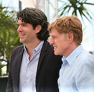 Robert Redford at the All Is Lost film photocall