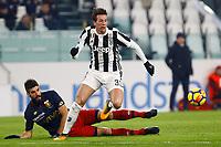 20.12.2017 - Torino - Tim Cup - Coppa Italia   -  Juventus-Genoa nella  foto: Federico Bernardeschi