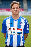 EINDHOVEN - Persdag FC Eindhoven , Voetbal , Seizoen 2015/2016 , Jan Louwers stadion , 22-07-2015 , Tibeau Swinnen