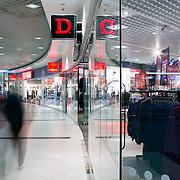 20141111 VANTAA Finaland, Shopping Center Myyrmanni, Dressmann-shop. Picture: Ismo Henttonen.
