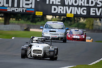 #3 Garry Watson Westfield Sew 2211 during the CNC Heads Sports & Saloon Car Championship at Oulton Park, Little Budworth, Cheshire, United Kingdom. August 06 2016. World Copyright Peter Taylor/PSP.