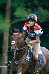 Van Gerven Anouk (NED) - Eye Catcher<br /> CIC**Arville 2009<br /> Foto © Dirk Caremans