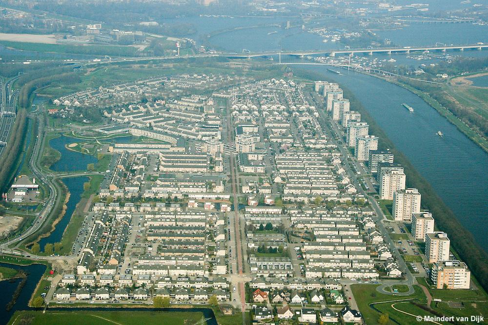 Luchtfoto Amsterdam