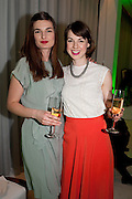 SARAH LLOYD; JESSICA LLOYD, English National Ballet Beyond Ballets Russes at the London Coliseum opening night party at the St Martins Lane Hote, Londonl . 22 March 2012.