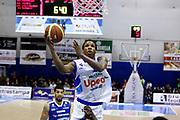 DESCRIZIONE : Capo dOrlando Lega A 2014-15 Orlandina UPEA Basket Acqua Vitasnella Cantu  <br /> GIOCATORE :  Dominique Archie<br /> CATEGORIA :  Penetrazione Tiro Ritratto<br /> SQUADRA : Orlandina UPEA Basket Acqua Vitasnella Cantu  <br /> EVENTO : Campionato Lega A 2014-2015 <br /> GARA : Orlandina UPEA Basket Acqua Vitasnella Cantu  <br /> DATA : 14/12/2014<br /> SPORT : Pallacanestro <br /> AUTORE : Agenzia Ciamillo-Castoria/G. Pappalardo <br /> Galleria : Lega Basket A 2014-2015 <br /> Fotonotizia : Capo dOrlando Lega A 2014-15 Orlandina UPEA Basket Acqua Vitasnella Cantu