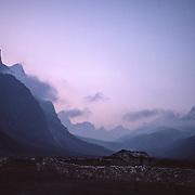 Pheriche, Nepal