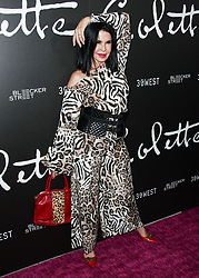 BEVERLY HILLS, LOS ANGELES, CA, USA - SEPTEMBER 14: Los Angeles Premiere Of Bleecker Street Media's 'Colette' held at the Samuel Goldwyn Theater at The Academy of Motion Picture Arts and Sciences on September 14, 2018 in Beverly Hills, Los Angeles, California, United States. 14 Sep 2018 Pictured: Maria Conchita Alonso. Photo credit: Image Press Agency/MEGA TheMegaAgency.com +1 888 505 6342