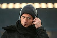 FUSSBALL   1. BUNDESLIGA  SAISON 2012/2013   9. Spieltag FC Bayern Muenchen - Bayer 04 Leverkusen    28.10.2012 Mario Gomez (FC Bayern Muenchen)