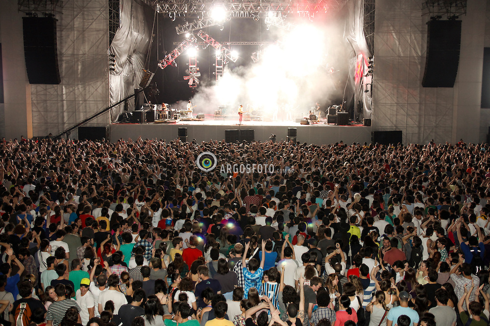 Planeta Terra Festival 2010. Show do Of Montreal, no palco Main Stage. Foto Marcos Issa/Argosfoto - Uso exclusivamente jornalistico.