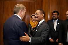 UAE Minister, H.E. Abdulla Al Nuaimi 20.09.2018