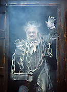 Scrooge<br /> by Charles Dickens <br /> at The London Palladium, Lonodn, Great Britain <br /> Press photocall<br /> 31st October 2012 <br /> <br /> Barry Howard as Jacob Marley <br /> <br /> <br /> Photograph by Elliott Franks