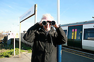 Trainspotting in Clapham junction