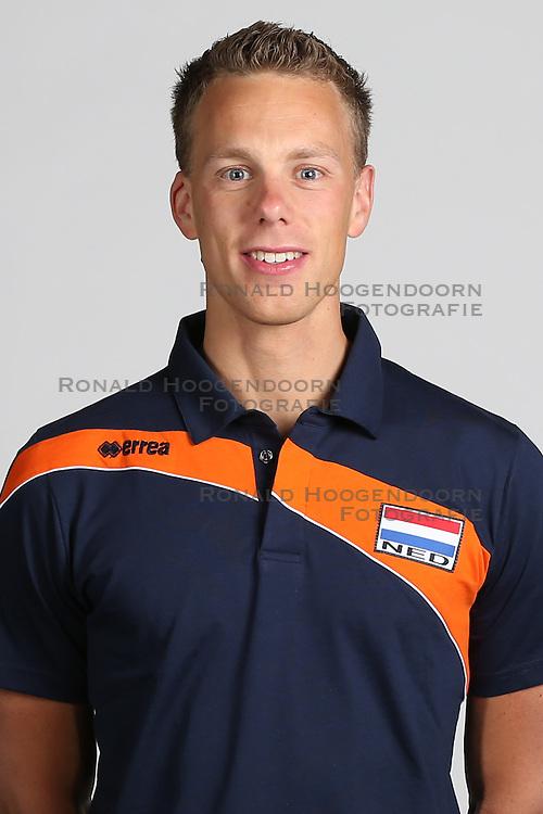 20160516 NED: Selectie Nederlands volleybal team mannen, Arnhem<br />Arne Hendriks
