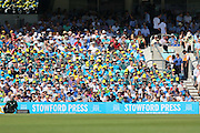 Cricket United fans during the third day of the 5th Investec Ashes Test match between England and Australia at The Oval, London, United Kingdom on 22 August 2015. Photo by Ellie Hoad.
