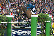 Roger Yves Bost - Nippon d'Elle<br /> World Equestrian Festival, CHIO Aachen 2012<br /> © DigiShots