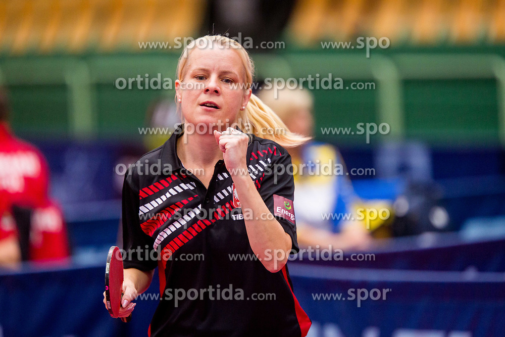 LYSIAK Krystyna Maria during day 3 of 15th EPINT tournament - European Table Tennis Championships for the Disabled 2017, at Arena Tri Lilije, Lasko, Slovenia, on September 30, 2017. Photo by Ziga Zupan / Sportida