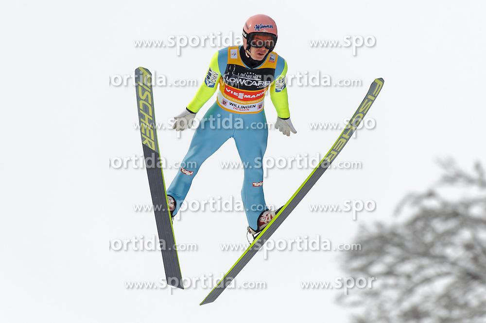 01.02.2015, M&uuml;hlenkopfschanze, Willingen, GER, FIS Weltcup Ski Sprung, Willingen, im Bild Stefan Kraft (AUT) // during men' s Large Hill competition of FIS Ski Jumping world cup at the M&uuml;hlenkopfschanze in Willingen, Germany on 2015/02/01. EXPA Pictures &copy; 2015, PhotoCredit: EXPA/ Rolf Kosecki<br /> <br /> *****ATTENTION - OUT of GER*****