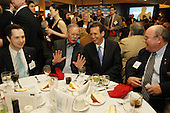 """Raw Images - 'Americans for Prosperity Foundation' dinner honoring Ovide Lamontagne as """"Conservative"""