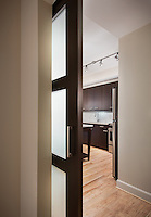 Interior design image of the Flats at Bethesda in Maryland by Jeffrey Sauers of Commercial Photographics, Architectural Photo Artistry in Washington DC, Virginia to Florida and PA to New England