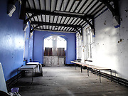 """Inside the Abandoned islamic school in Kent once was involved with terrorism training and plotting.<br /> <br /> Jameah Islameah School was an independent Islamic school in East Sussex. The school was located on a 54 acre site and had residential facilities to house male students aged 11 to 16. The school was independently owned and the proprietor functioned as the principal. In December, 2005, Jameah Islameah was inspected by the Office for Standards in Education which noted that it """"does not provide a satisfactory education for its pupils."""" At the time of the inspection, the school had nine students. <br /> <br /> There had been allegations that the school was used in the training and recruitment of terrorists. According to testimony from Al Qaeda suspects held at Guantanamo Bay, in 1997 and 1998, Abu Hamza and groups of around 30 of his followers held terrorist training camps at the school, including training with AK47 rifles and handguns, as well as a mock rocket launcher. In 2003 or 2004, the grounds of the school were used for an Islamic-themed camping trip, at which Omar Bakri Mohammed lectured. The trip, which was advertised by word-of-mouth, was attended by 50 Muslim men, most of whom were members of al-Muhajiroun. Bakri claimed the activities at the camp included lectures on Islam, football, and paintballing.<br /> <br /> On 1 September 2006 the Jameah Islameah school was searched by up to a hundred police officers[6] as part of their operations, although no arrests were made. The local Sussex Police held a cordon around the site for 24 days in an operation that cost them over one million pounds. Meanwhile the Metropolitan Police searched the buildings and grounds and the lake.<br /> <br /> According to its website, for an annual fee of £900, the Jameah Islameah school provides its students with """"an opportunity of a lifetime in the form of Islamic teacher training"""".<br /> <br /> It continues that """"these trained individuals will then be qualified enough to """
