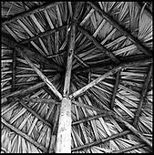 Parasol, Santa Maria Beach, Cuba 2010