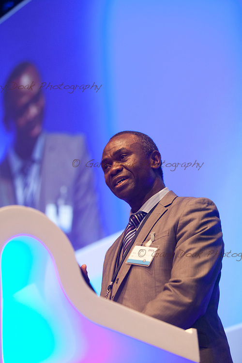 Kaine Ikwueke<br /> BMA LMC's Conference<br /> EICC, Edinburgh<br /> <br /> 18th May 2017<br /> <br /> Picture by Gary Doak
