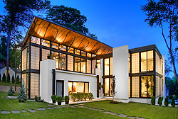 4325 Rosedale Ave Bethesda Levina Fici Pasquina architect and contractor Front home exterior